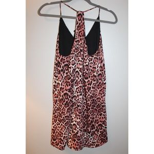 Three Eighty Six Dresses - Pink Cheetah Dress